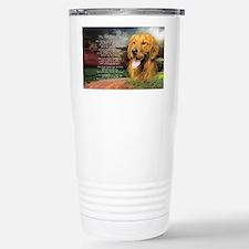 godmadedogs(license) Travel Mug