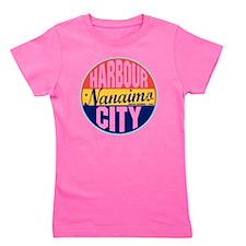 Nanaimo Vintage Label W Girl's Tee