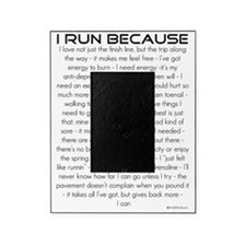 irunbecause Picture Frame