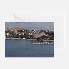 Pelorus, Yacht of Roman Abramovich,  Greeting Card