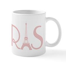 paris pink Mug