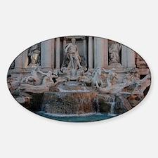 Trevi Fountain - Rome, Italy Decal