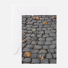 Steet in Rome, Italy Greeting Card