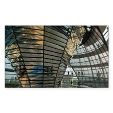 Germany, Berlin, Reichstag Dom Decal