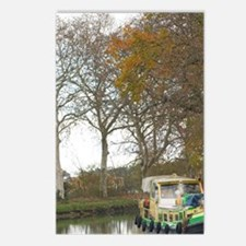 Near Carcassonne. Langued Postcards (Package of 8)