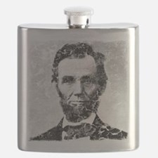 abe distressed Flask