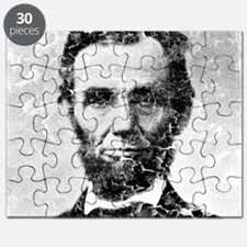 abe distressed Puzzle