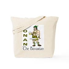 Conan the Bavarian Tote Bag