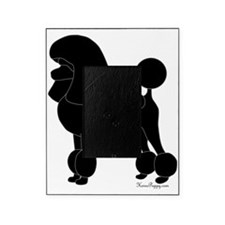 PoodleSilhouette Picture Frame
