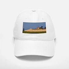 The winery building at Chateau Mouton Rothschi Baseball Baseball Cap