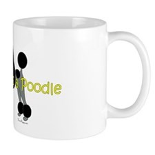 PoodleBlackSister Mug