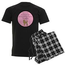PoodleApricotGBF Pajamas