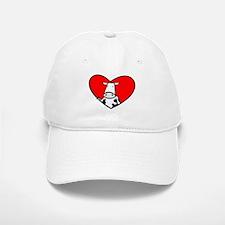 I Heart Cows Baseball Baseball Cap