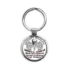 vgt554 Round Keychain