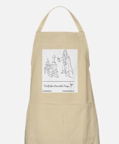 The Builder of Incredible Things Apron