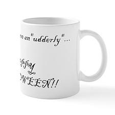 udder terror Mug