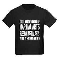 Russian Arts Martial Designs T