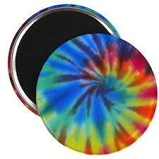 Blue Spiral iPad Magnet