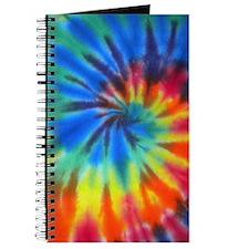 Blue Spiral iPad Journal