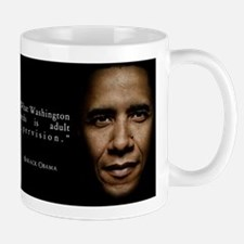 obama superMP Mug