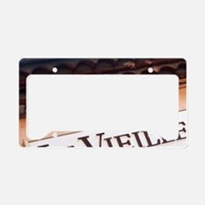 Domaine Pietri-Geraud Roussil License Plate Holder