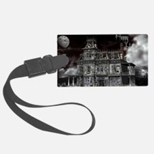 haunted_house_2_greeting_card_19 Luggage Tag