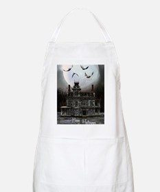haunted_house_3_greeting_card_192_V_F Apron
