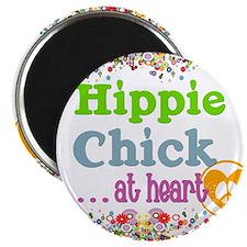 pillow-hippie-chick Magnet