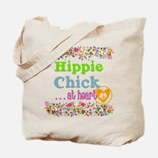 pillow-hippie-chick Tote Bag