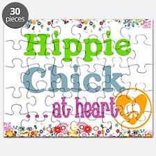 pillow-hippie-chick Puzzle