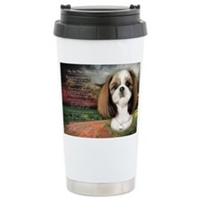 godmadedogs(tote) Travel Coffee Mug