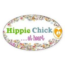lg-hippie-chick Decal