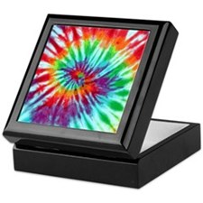 Green Spiral iPad Keepsake Box