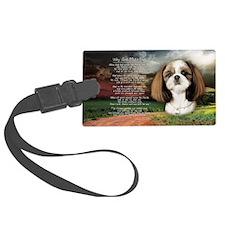 godmadedogs(license) Luggage Tag