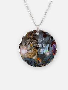 Druid-full---CNC1 Necklace