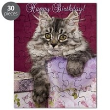 Birthday Card Front Puzzle