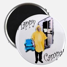 Happy Campa! Magnet