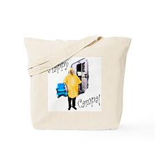 Happy Campa! Tote Bag