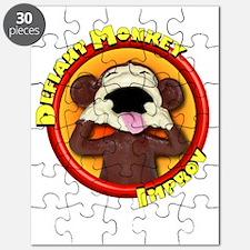 Defiant Monkey DARK Puzzle