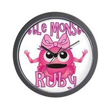 ruby-g-monster Wall Clock