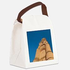 Midi-Pyrenees Region Canvas Lunch Bag