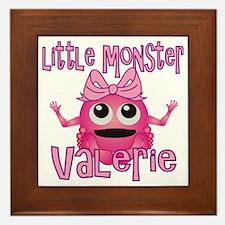 valerie-g-monster Framed Tile