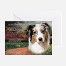 godmadedogs(tote) Greeting Card