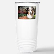 godmadedogs(tote) Stainless Steel Travel Mug