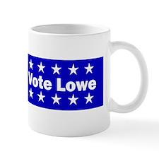 Aim High Vote Lowe bmpr Mug