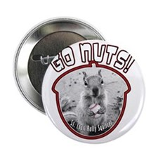 "rally-squirrel-02_go-nuts_03-button 2.25"" Button"