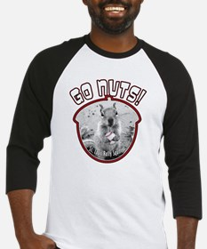 rally-squirrel-02_go-nuts_01 Baseball Jersey