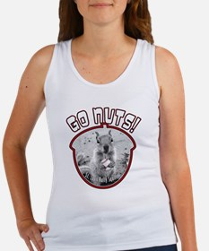 rally-squirrel-02_go-nuts_01 Women's Tank Top