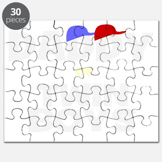 Daddy of twins Puzzle