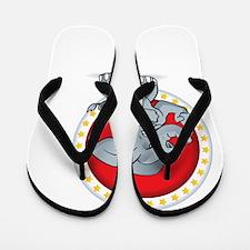 boxingElephant Flip Flops